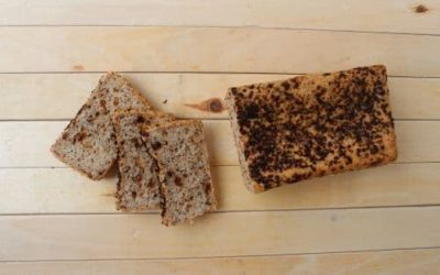 Chleb ryżowy śródziemnomorski