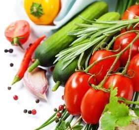 WarzywaZiolaElementamiDietyOnkologicznej