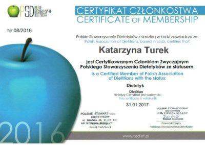 Katarzyna Turek PSD 2016