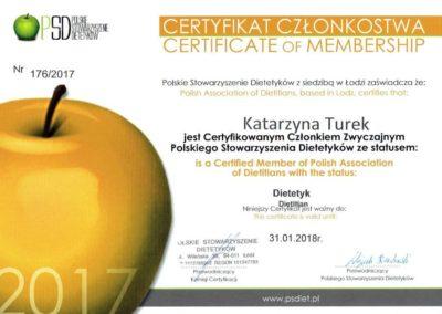 Katarzyna Turek PSD 2017