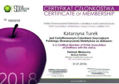 Katarzyna Turek PSD 2018