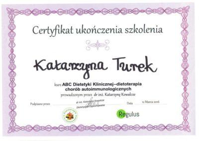 Katarzyna Turek abc dietetyki klinicznej